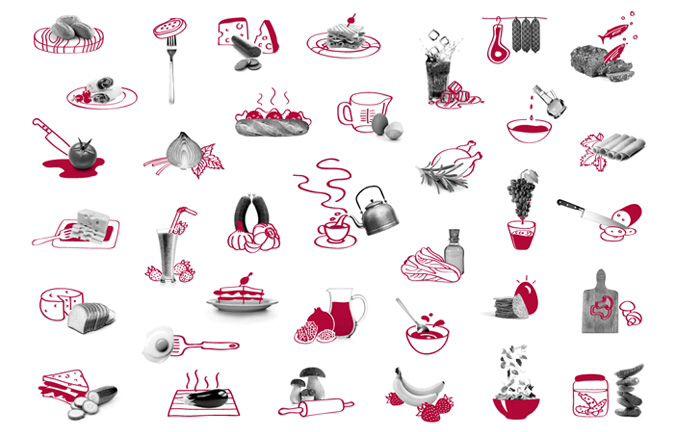 Illustration for Gourmet Garage