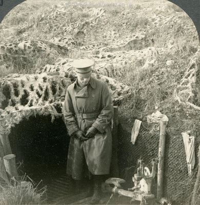 643 best la grande guerre images on pinterest world war one camouflaged trenches in chemin des dames sector verdun ww1 camoufl tranches dans le publicscrutiny Image collections