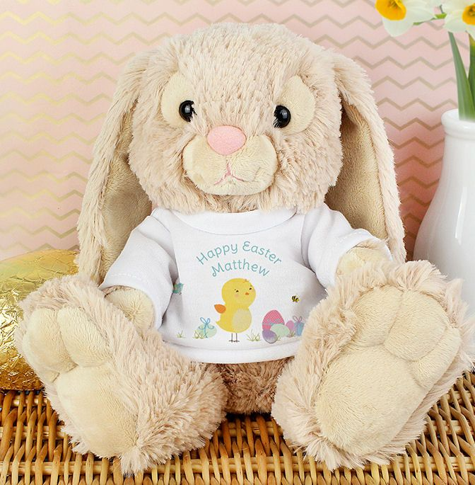 20 best personalised childrens gift ideas images on pinterest this easter bunny is a wonderful alternative easter gift idea from the usual chocolate treats negle Gallery
