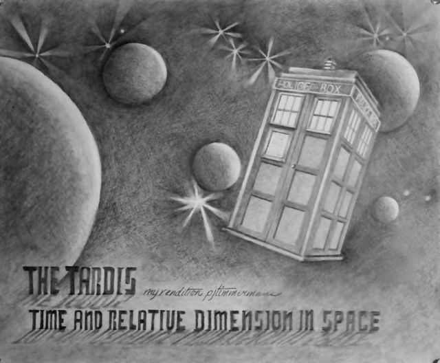 space planets pencil drawing - photo #32