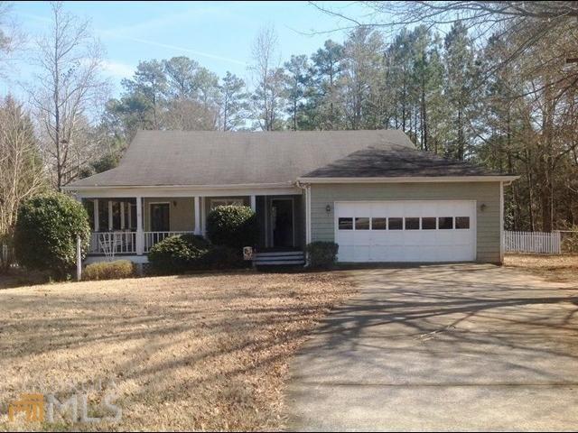 Single Story Home Covington Ga