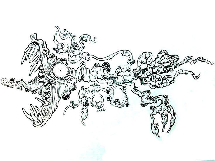 Weirdoz 3 by SacEnemies.deviantart.com on @DeviantArt