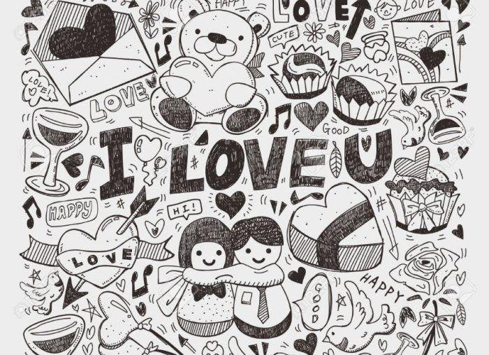 Gambar Doodle Tulisan Surya 30 Gambar Doodle Art Nama