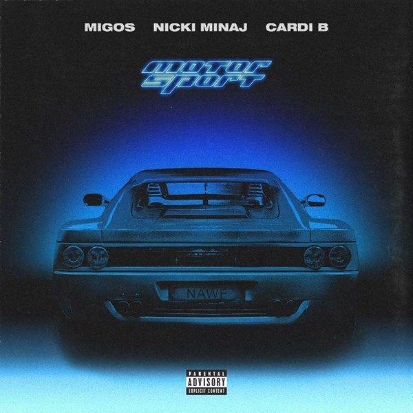 #OffKey: Migos feat. Nicki Minaj & Cardi B – 'Motor Sport'