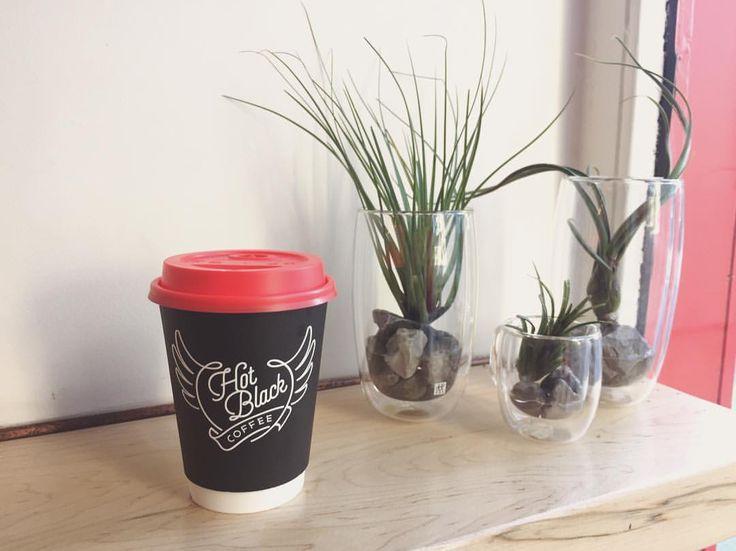 Hot Black Coffee - Toronto, Ontario  Aesthetic coffee shop vibes