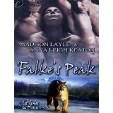 Falke's Peak (Puma Nights) (Kindle Edition)By Anna Leigh Keaton