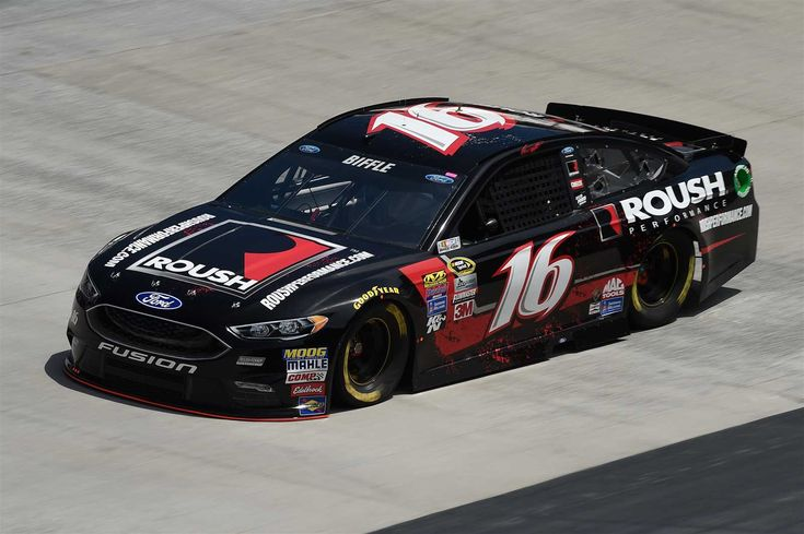 Food City 500 April 2016 Greg Biffle will start 23rd in the No. 16 Roush Fenway Racing Ford.  Crew Chief: Brian Pattie Spotter: Freddie Dunlop