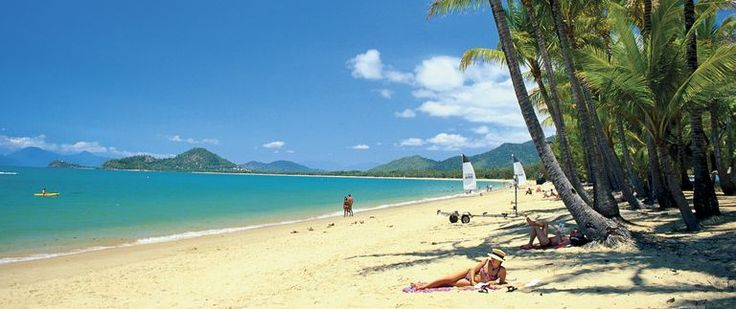 Palm Cove Beach Queensland Australia  #PalmCove #Cairns