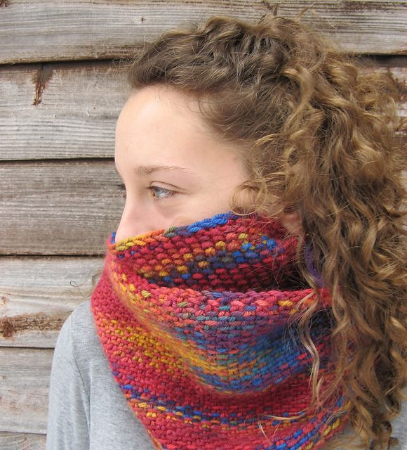 Ravelry: Lovely Linen Stitch Cowl pattern by Gaspereau ...