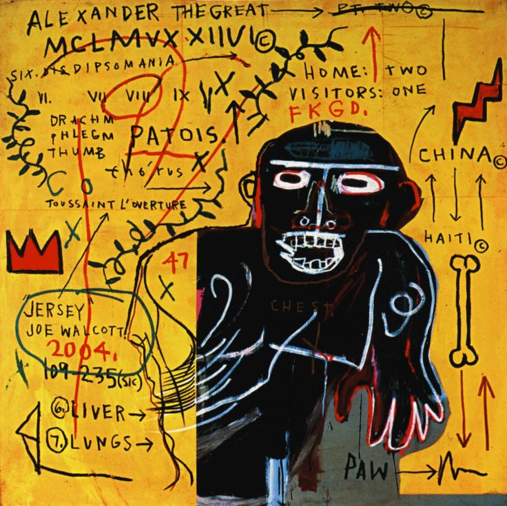 a biography of the painter jean basquiat With a new record set last week for the work of jean-michel basquiat, artnet news takes a look at the artist's most expensive works at auction to date.