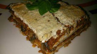 Ötösfogatunk mindennapjai: Büntetlen lasagne :D