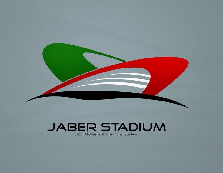 jaber stadium kuwait logo