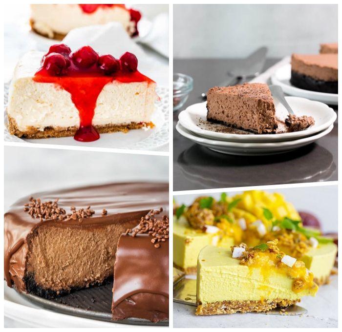 1001 Ideen Und Rezepte Fur Eine Torte Ohne Backen Torte Ohne Backen Lebensmittel Essen Kuchen Ohne Backen