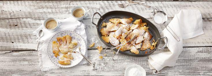 Unser REWE Rezept zeigt, wie Sie schnell & einfach einen köstlichen veganen Kaiserschmarn zubereiten, selbstverständlich ohne tierische Produkte. Guten Appetit »