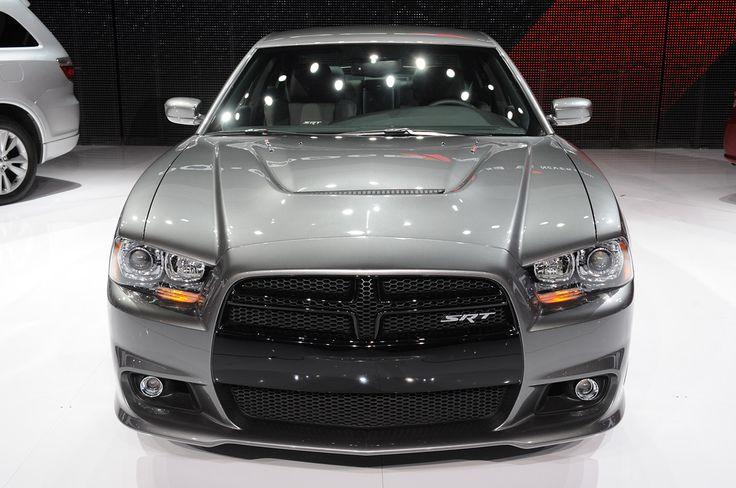 2012 Dodge Charger SRT