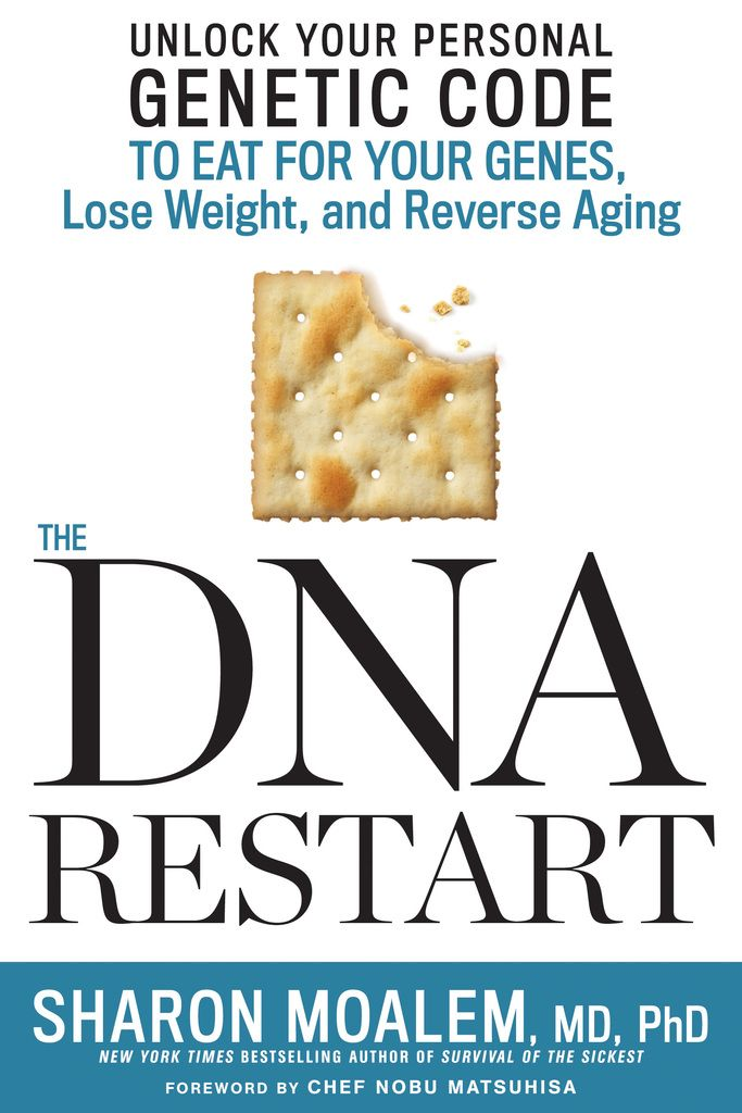 143 best better with age images on pinterest wellness books to the dna restart unlock your personal genetic code to eat for your genes lose fandeluxe Image collections