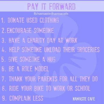 92 best images about Pay It Forward on Pinterest | Random acts ...