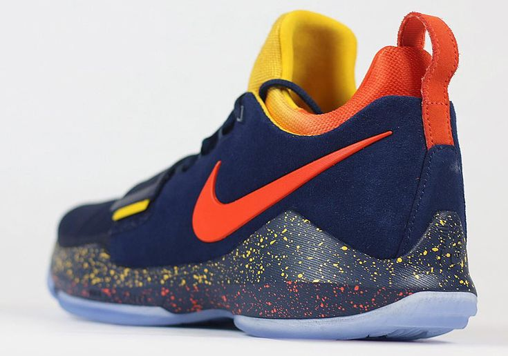 """#sneakers #news  Nike PG 1 """"Midnight In OKC"""" PE Inspired By Paul George's Love Of Fishing"""