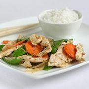 Thai Chicken Stir Fry