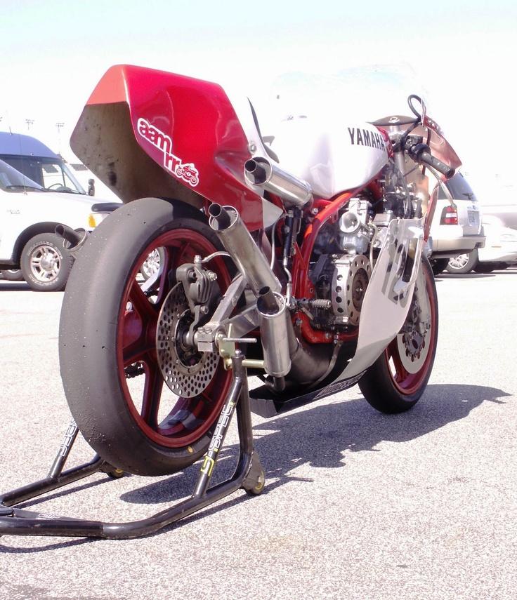 Yamaha TZ-750 2 Stroke