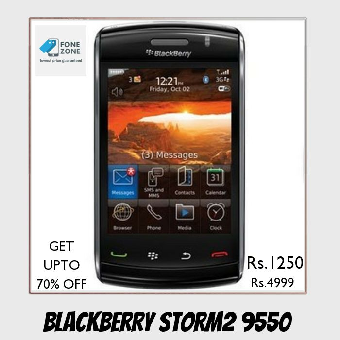 LOWEST DIWALI SALE! BlackBerry Storm2 9550 Click Here to Buy Now >>> http://www.fonezone.in/p…/blackberry-storm2-9550-refurbished OFFER VALID FOR PREPAID ORDERS
