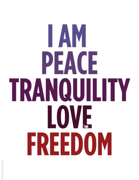 Being peace, tranquility, love, freedom! www.choicepointmovement.com