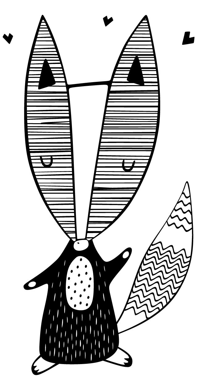 Fox Nursery Decor | Kids Wall Art | Scandinavian Nursery | Illustration Design | Kids Prints | Nursery Wall Art | Baby Room | Animal Nursery Art | Baby Boy Nursery | Baby Girl Nursery | Baby Girl Stuff | Children Illustration | Fox Nursery Decor |