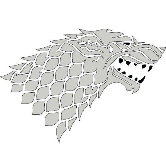 Best 25 Wolf Stencil Ideas On Pinterest Wolf Silhouette