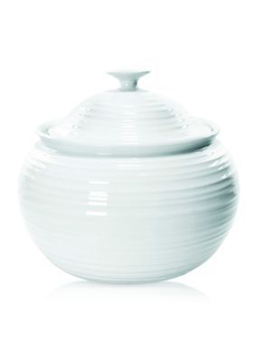 Sophie Conran Large Covered Casserole - White - One Size