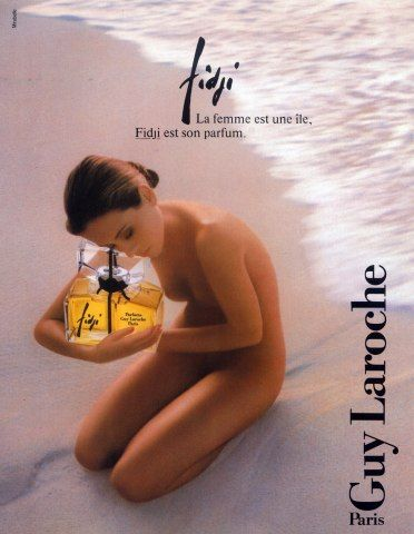 Guy Laroche (Perfumes) 1986 Fidji