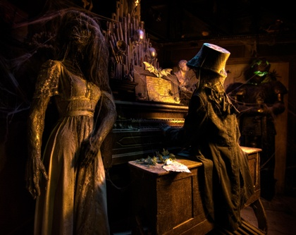17 Best Images About Thrillvania Haunted House Park On
