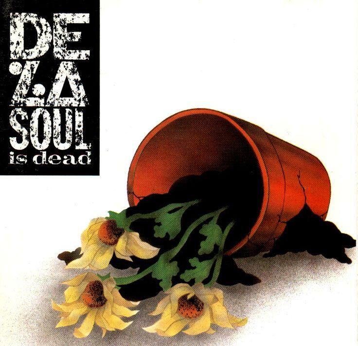 59. De La Soul - De La Soul Is Dead (1991)