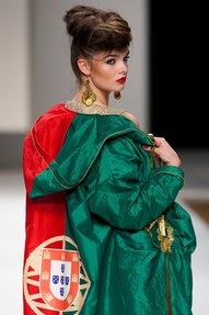 Fly the flag or Wear the #Portuguese flag during the Euro 2012