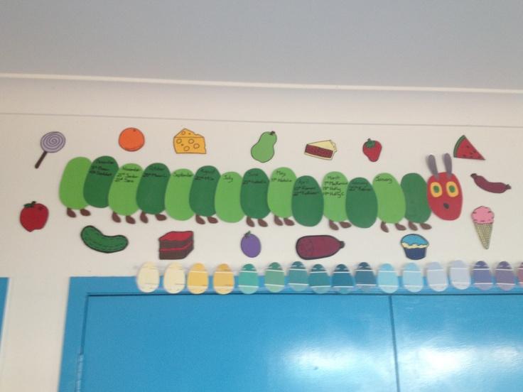 Hungry Caterpillar Craft Ideas