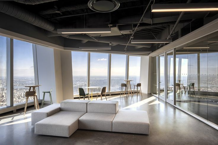 Juno offices - WTC, New York  #basiccolletion #office #furniture #contractfurniture #chairs #newyork