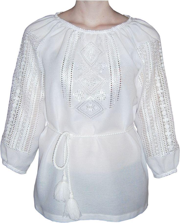 """#вишиванка, блузка жіноча """"МЕРЕЖКА"""" (Арт. 00128)"""