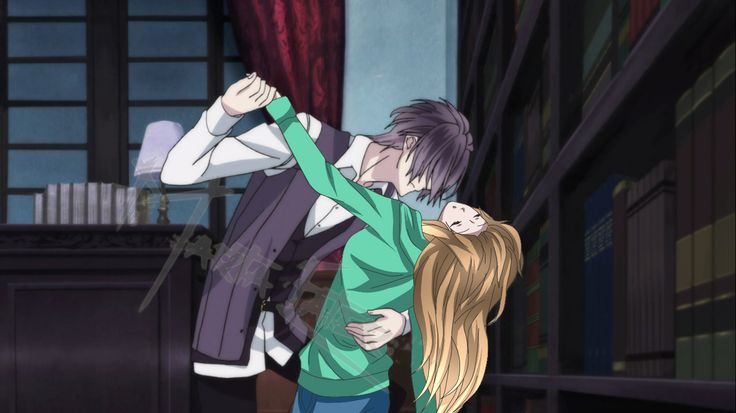 Reiji y Marta-Diabolik lovers OC edit | My Draws ...