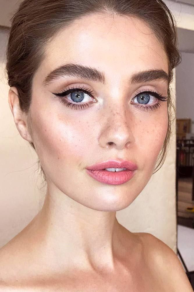 Best Eyebrow Shapes That Can Flatter Anyone Hairstyles Pinterest
