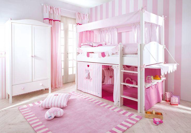 72 Frisch Galerie Von Kinderzimmer Wandgestaltung Mädchen Streifen