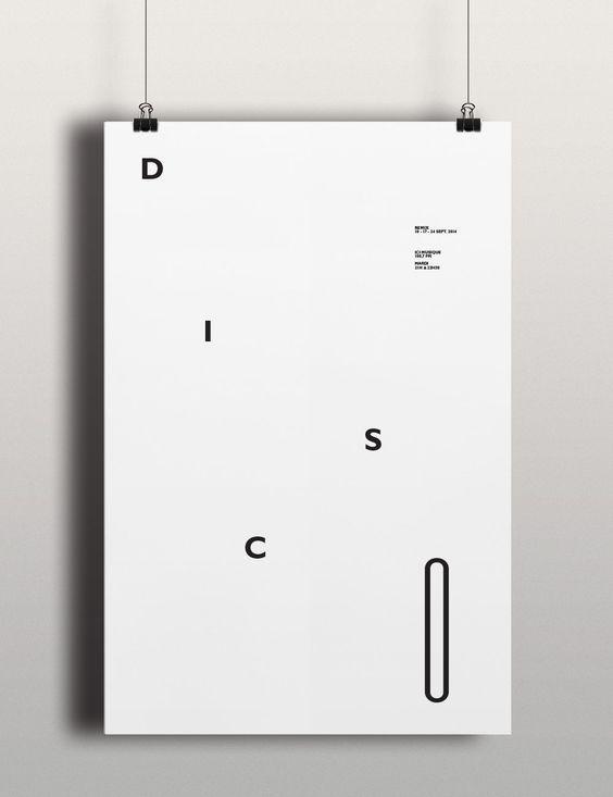 Minimalisme | Compositie | Typografie | Witruimte