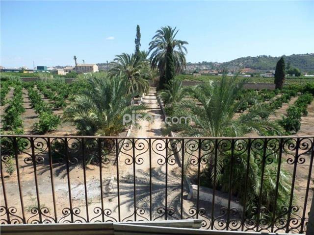 Finca rústica en venta en Vilella en Alzira por 180.000 € - pisos.com