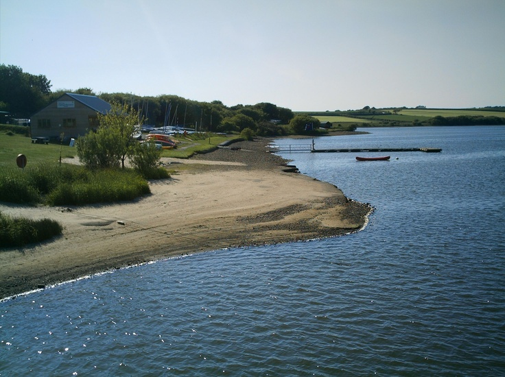 Upper Tamar Lake for watersports