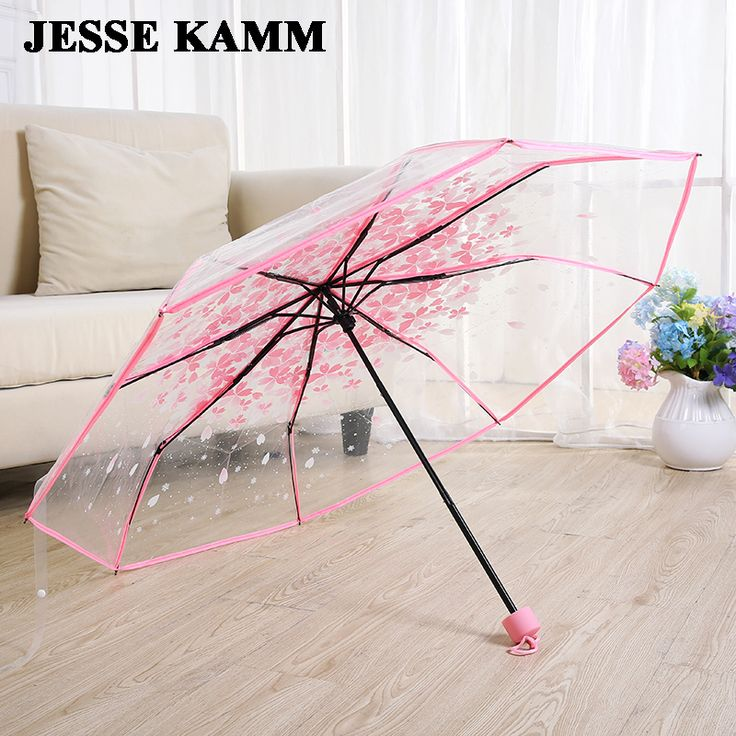 #aliexpress, #fashion, #outfit, #apparel, #shoes #aliexpress, #fashion, #ladies, #Female, #compact, #three, #folding, #japanese, #clear, #umbrellas, #Women, #Transparent, #Clear, #plastic