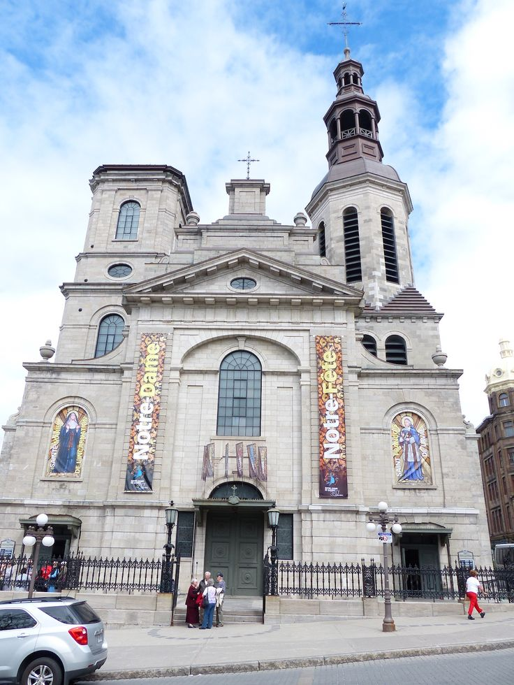 Cathedral-Basilica of Notre-Dame of Quebec City