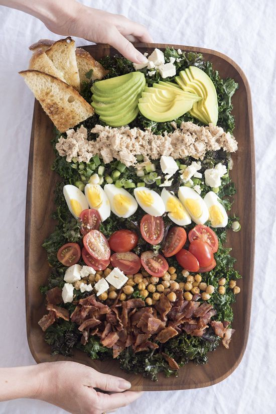 / cobb salad   designlovefest