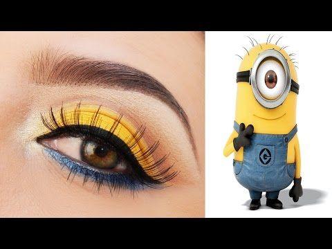 minion makeup - Google Search