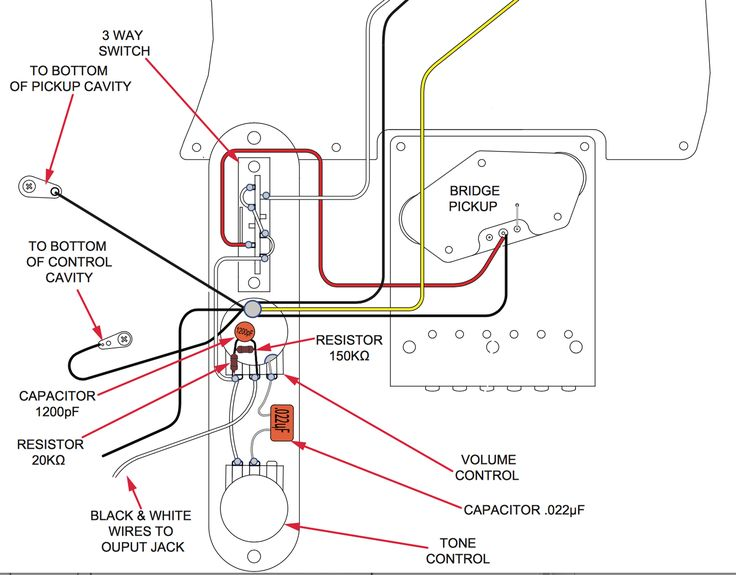 1000 images about wiring jimmy page cigar box how a treble bleed circuit can affect your tone