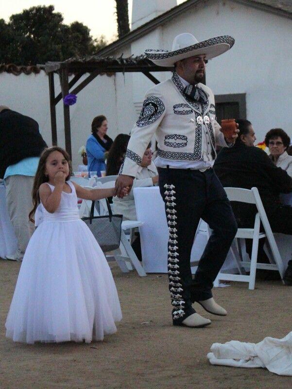 Espinoza Cerda Traditional Mexican Hacienda Style Wedding Charro Suit
