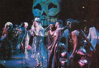 """Parliament Funkadelic-""""Ow, we need the funk, gotta have that funk""""!"""