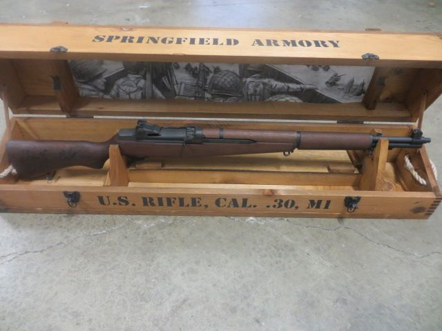 Springfield Armory M1 Garand D-Day 30-06 Loading that magazine is a pain! Excellent loader available for the Springfield Get your Magazine speedloader today! http://www.amazon.com/shops/raeind